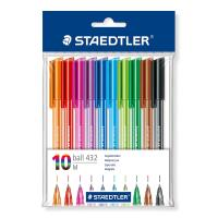 Bolígrafo STAEDTLER 10 colores